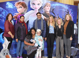 Bringing Movies to Life for Children with Vision Loss