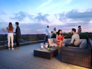 Cascade Rooftop Terrace