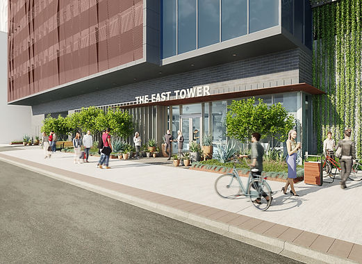 2 more towers on track to rise in Rainey Street area