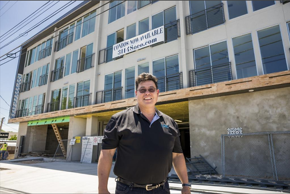 Meet Austin's infill infiltrator with a track record of picking trendy sites