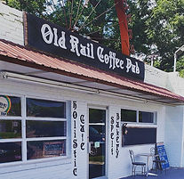 Old Rail Coffee Pub