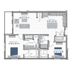 HOM Floor Plan Icons - B1