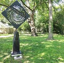 Dimension Sculpture Garden