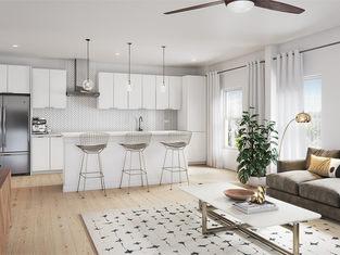 Living Room Scheme A