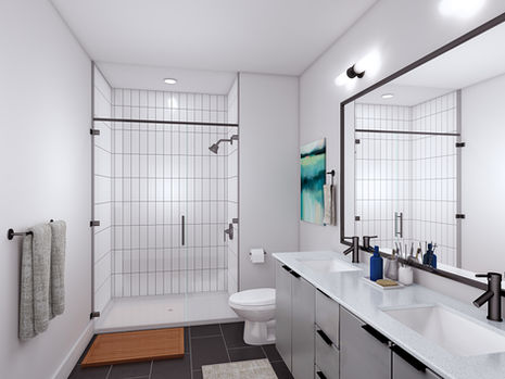 Bathroom | Scheme B
