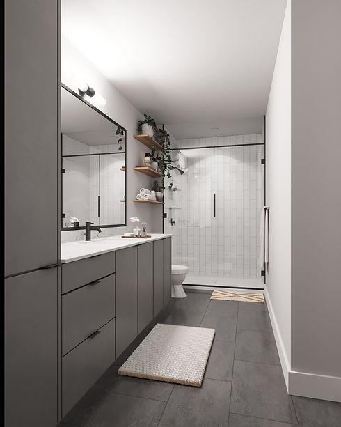 Cascade - Bathroom - Scheme B