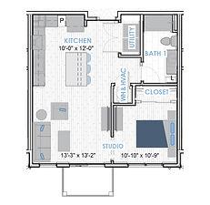HOM Floor Plan Icons - S2