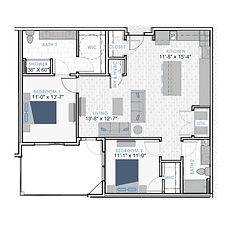 HOM Floor Plan Icons - B2
