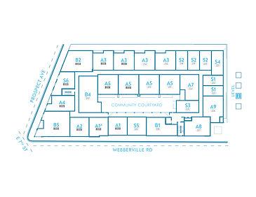 Axiom East - Floorplates 2020 - LEVEL 2.