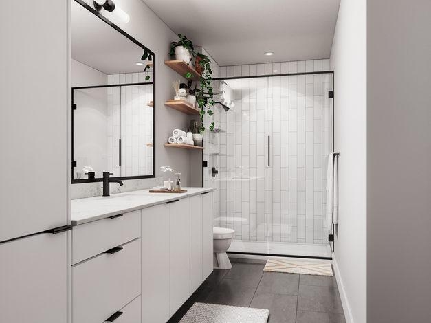 Bathroom Scheme A