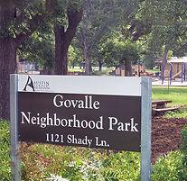 Govalle Neighborhood Park