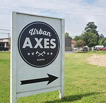 Urban Axes Austin