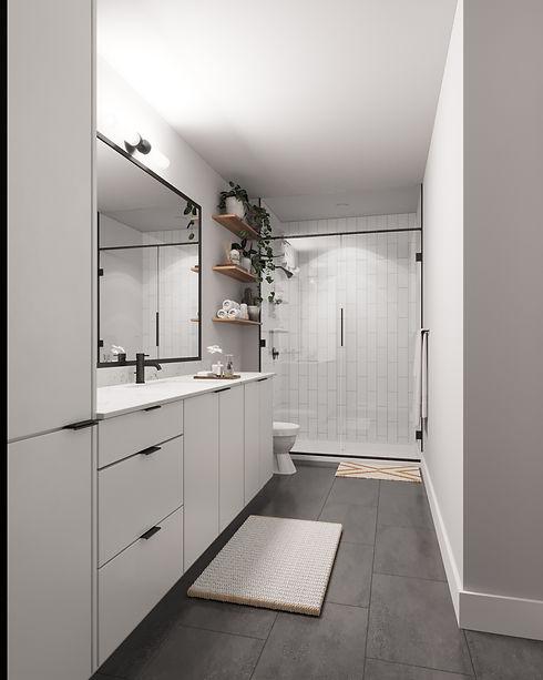 Cascade - Bathroom - Scheme A