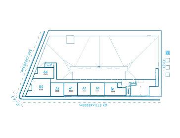 Axiom East - Floorplates 2020 - LEVEL 4.