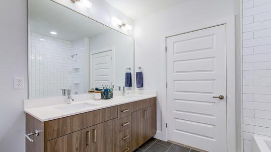 EastGate Model Bathroom