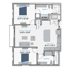 HOM Floor Plan Icons - B3