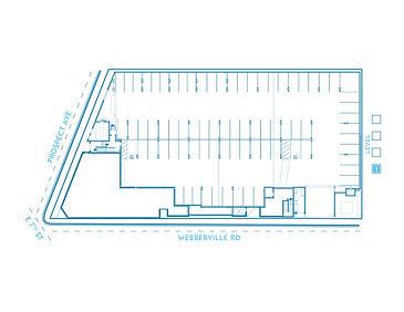 Axiom East - Floorplates 2020 - LEVEL 1.