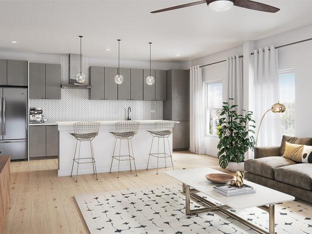 Living Room Scheme B