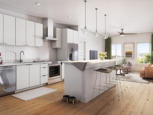 Kitchen Interior Scheme A