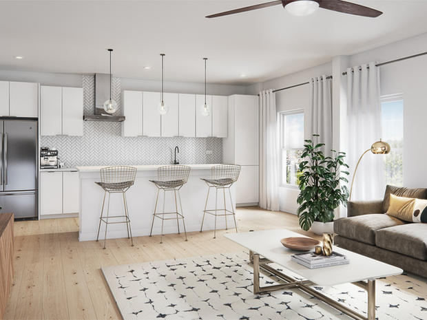 Cascade Living Room