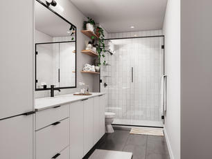 Cascade Bathroom Design