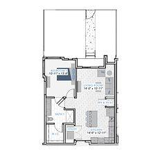 HOM Floor Plan Icons - A1+YARD