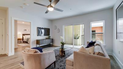 EastGate Model Living Room