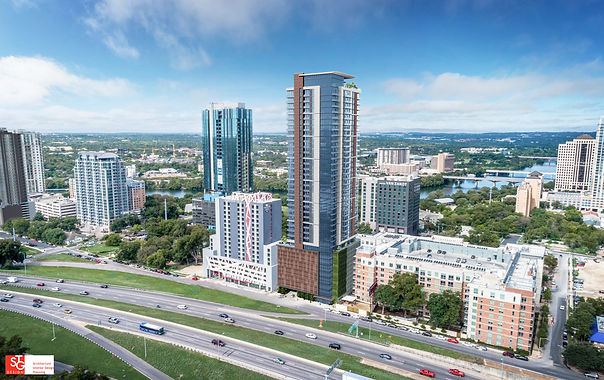 41-Story Condo Tower to Break Ground Next Year in Rainey Street District