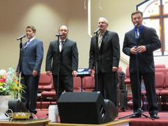The Singing Ambassadors