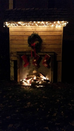 Fireplace in the Park