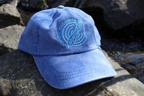 Pacific Dulcimer Hat in Blue