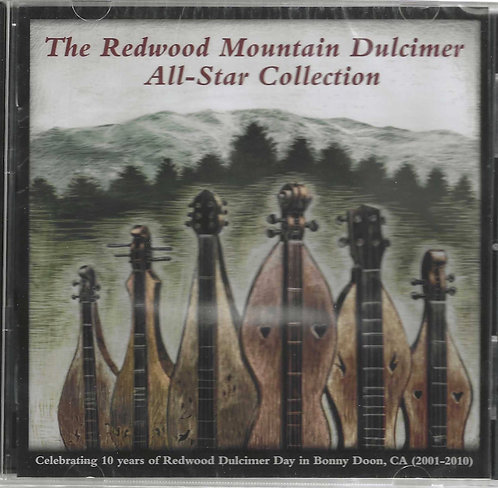 The Redwood Dulcimer All-Star Collection