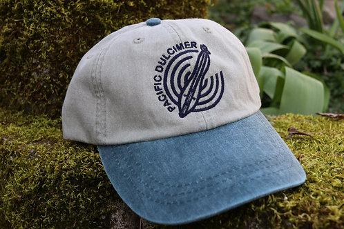 Pacific Dulcimer hat in Khaki