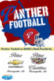Copy of Football Game Poster - Made with