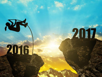 Wring out 2016 and Ring in 2017