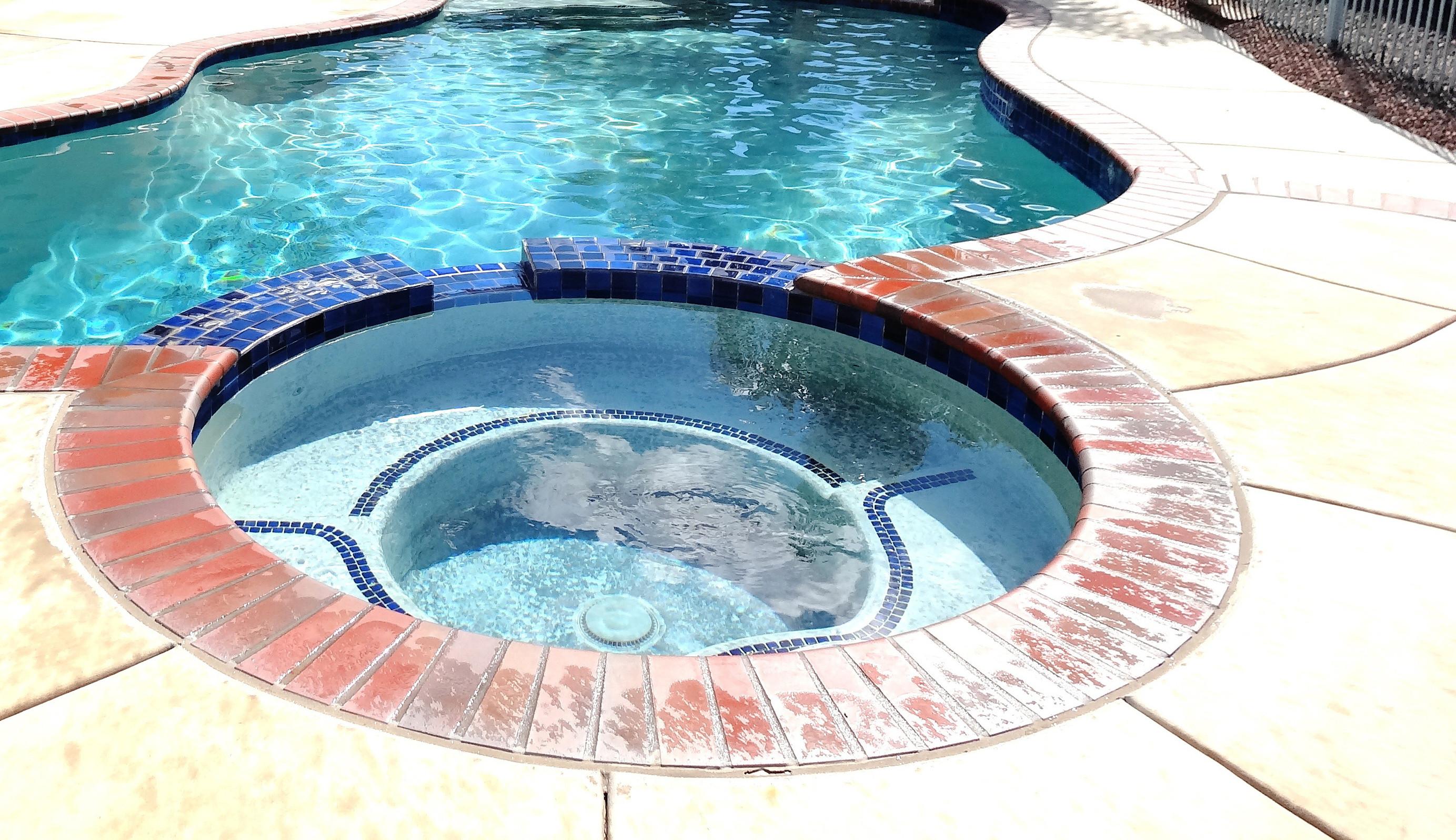Built In Hot Tub Installation