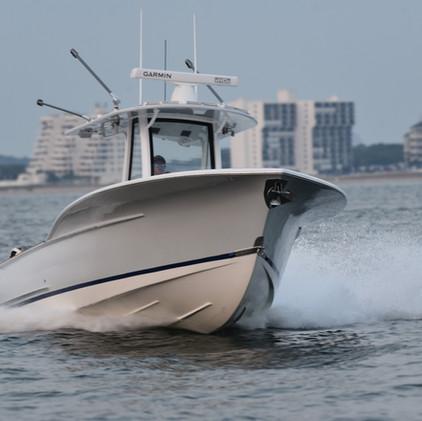 Palmer Customs 28-foot CC LX