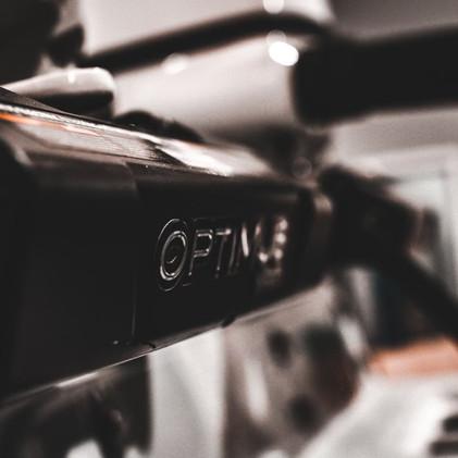 Optimus 360 steering