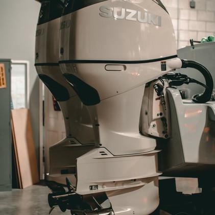 Suzuki 350's