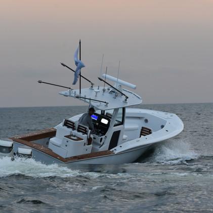 Palmer Customs 28' CC LX