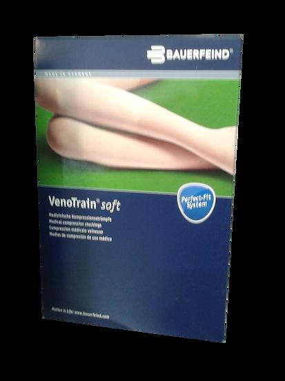 BAUERFEIND VENOTRAIN Soft® Monocollant terap.