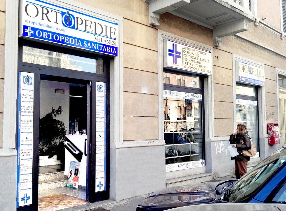 ortopedia Milano