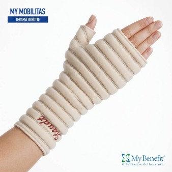 Fascia mano-polso - My Mobilitas Terapia di notte