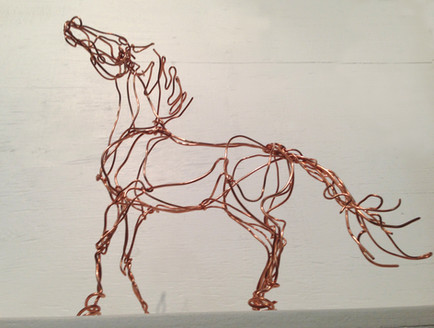 Snotty Horse