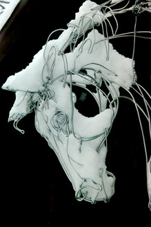Ethereal Horse (detail)