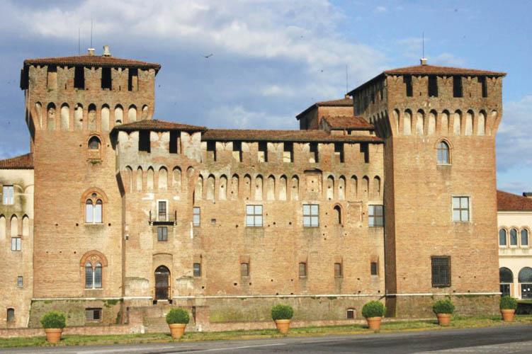 Castello di San Giorgio Palazzo Ducale Mantova