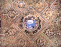 Camera Picta volta Andrea Mantegna