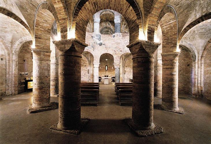 San Lorenzo interno