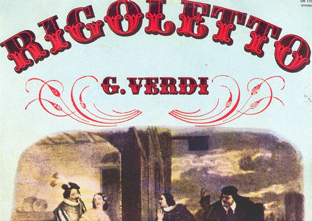 Rigoletto Giuseppe Verdi