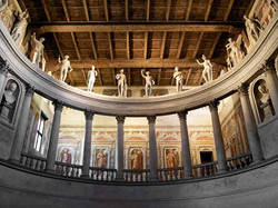 Sabbioneta Teatro Olimpico di Vincenzo Scamozzi